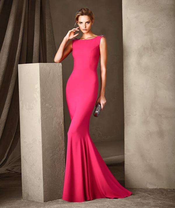ea50bd348 Vestidos largos para bodas ¡14 Ideas Increíbles! | 101 Vestidos de ...