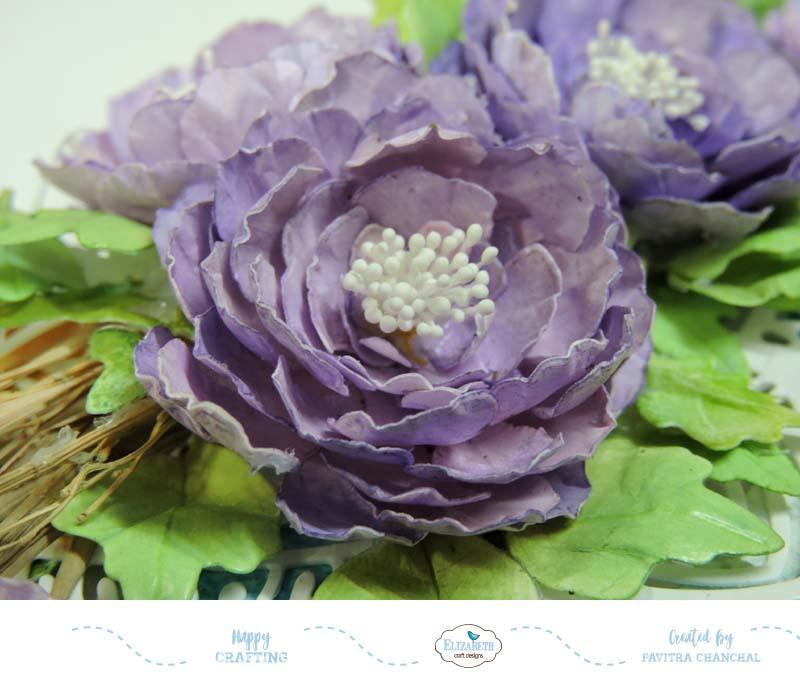 Paper Grace Blooming Peonies Susan S Garden Designer Challenge