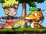 لعبة مغامرات بطل كونوها ناروتو اوزوماكي Naruto Made Trials