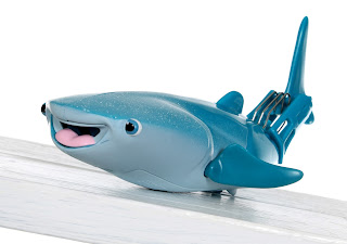 finding dory disney store swimming destiny figure
