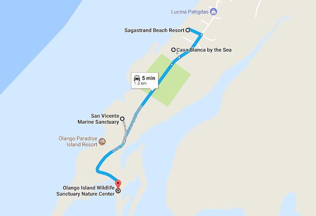 Explore Olango Island, Cebu