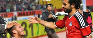 بث مباشر مباراة مصر والكونغو 2-1 2016