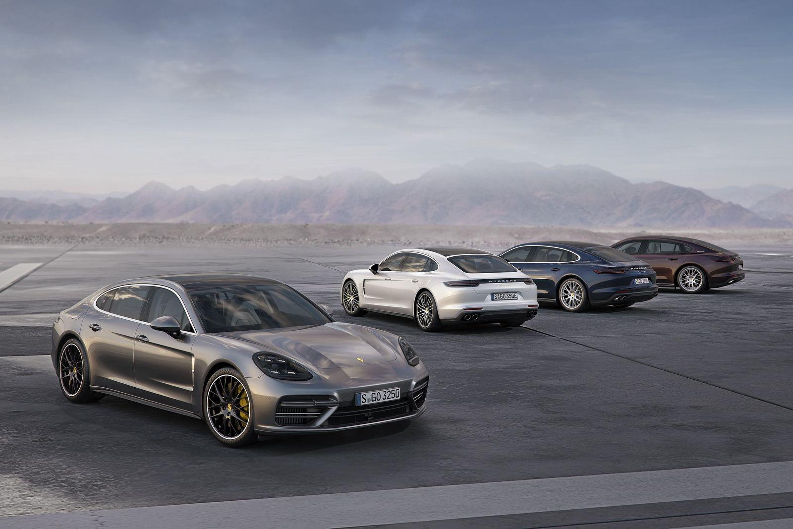 2016 - [Porsche] Panamera II - Page 14 Panamera%2B1