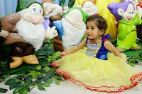 Aniversario da Branca de neve e os sete anões, Buffet infantil, aniversario em buffet infantil, little tiger - Mogi das Cruzes