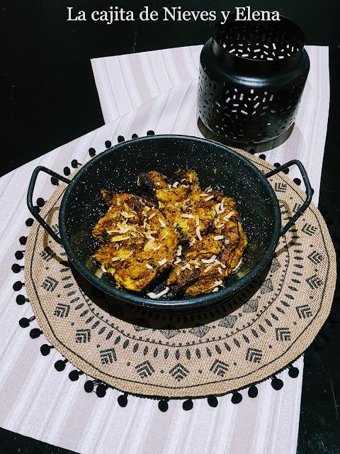 Barbacoa de cabrito al estilo marroquí