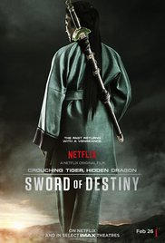 Watch Crouching Tiger, Hidden Dragon: Sword of Destiny Online Free 2016 Putlocker
