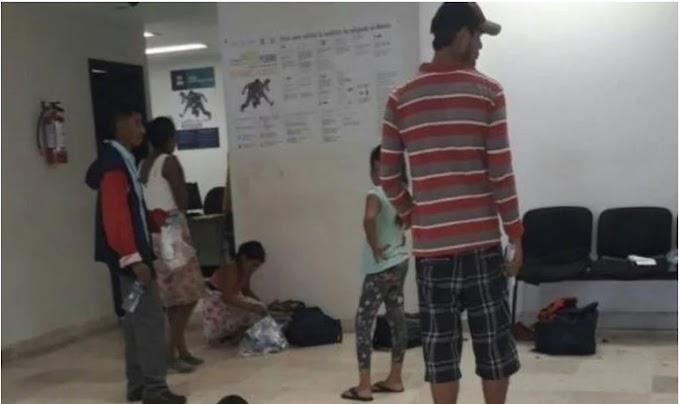 Violan y asaltan a 2 mujeres migrantes