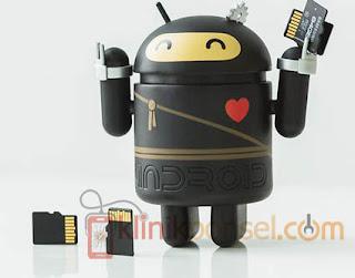 Cara Menambah RAM HP Android dari kartu