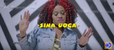 Video Kidoti baby Ft Amber Lulu - Sina Uoga
