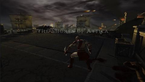 Sparta gratis war iso psp of ghost of god download