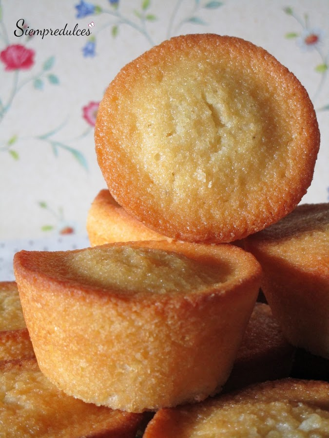 Financiers (Siempredulces)