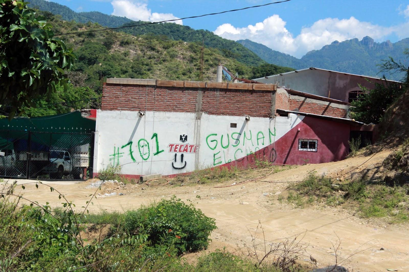 Así tomaron los Comandos de El Chapo Guzmán bastión de los Beltrán Leyva en Badiraguato