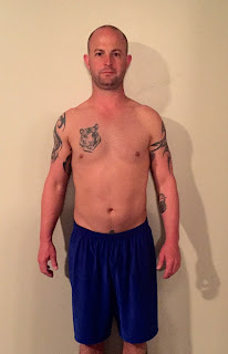 Check Out the Before pic of Hammer Chisel results