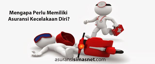 Beberapa Jaminan Asuransi Kecelakaan Diri Simasnet