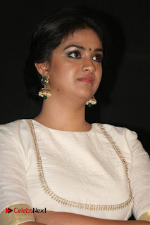 Keerthi Suresh Pictures at Thodari Audio Launch ~ Celebs Next