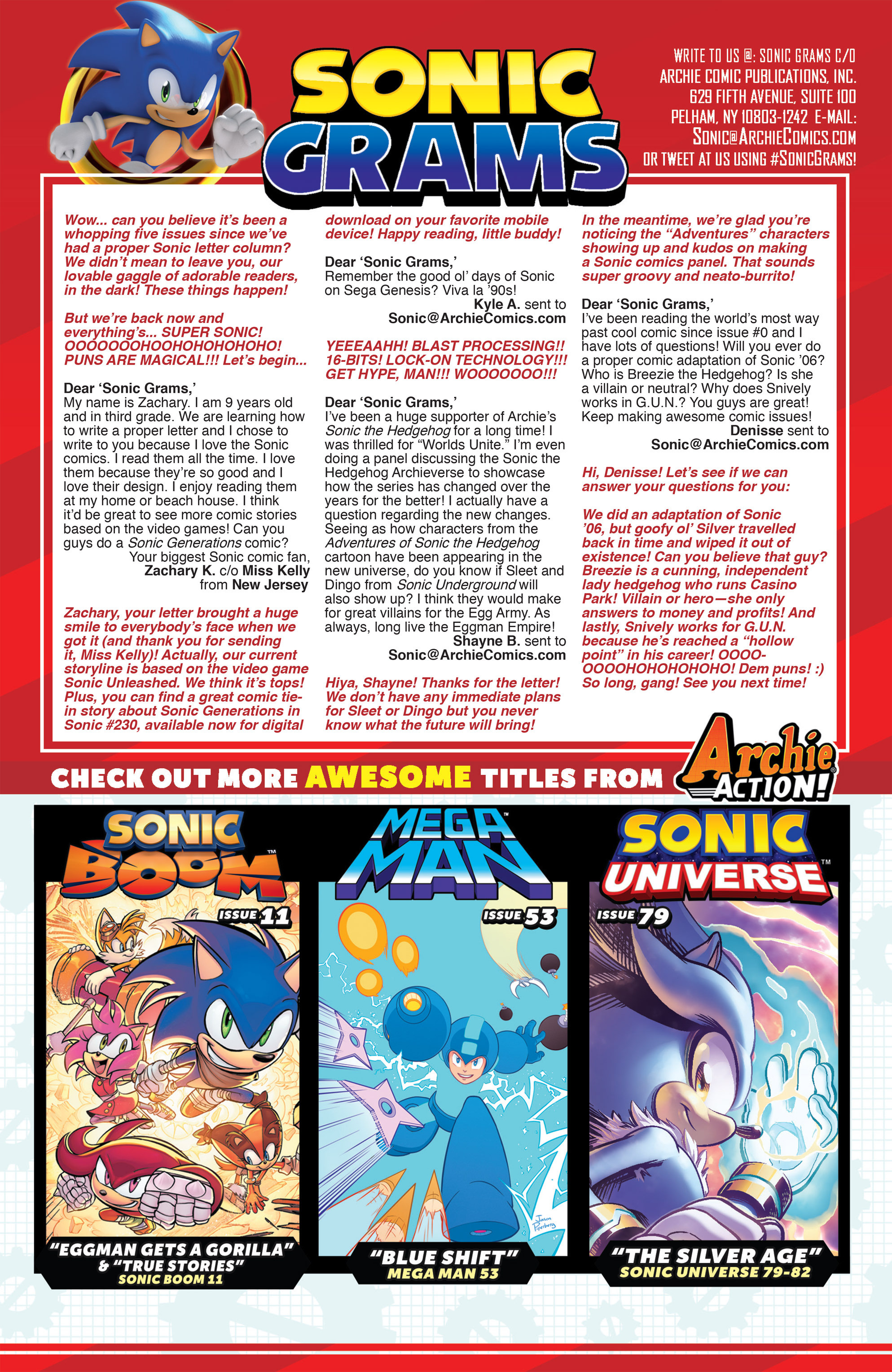 Read online Sonic The Hedgehog comic -  Issue #276 - 24