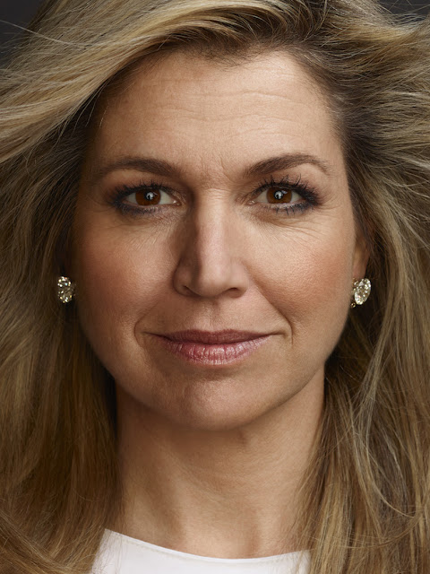 Queen Maxima by Erwin Olaf/RVD