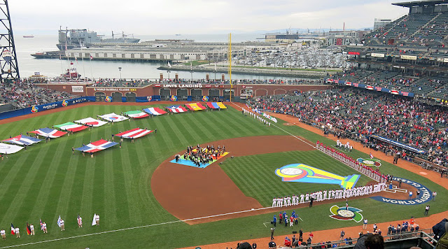 World Baseball Classic Teams
