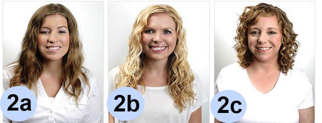 Tabela tipos de cabelo 2