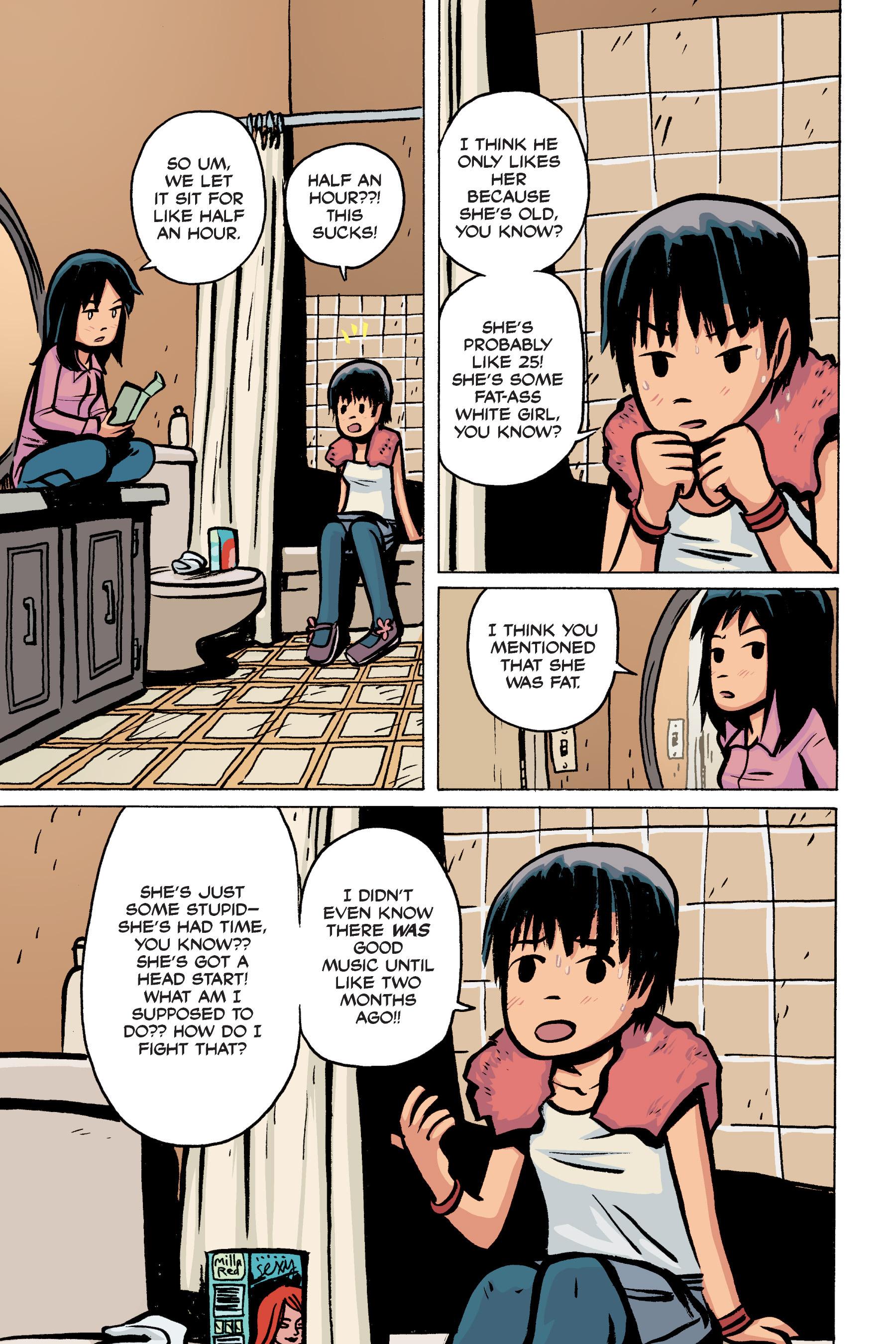 Read online Scott Pilgrim comic -  Issue #2 - 98