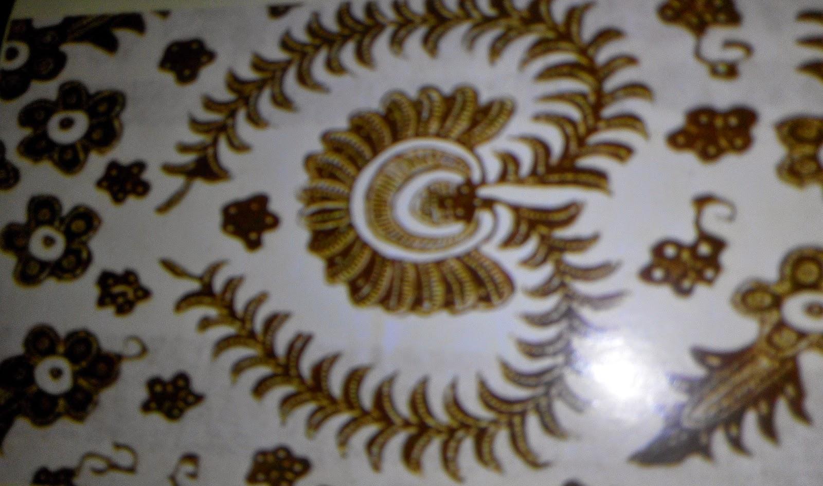50 Motif Batik Indramayu Yang Sudah Dipatenkan Bagian 4