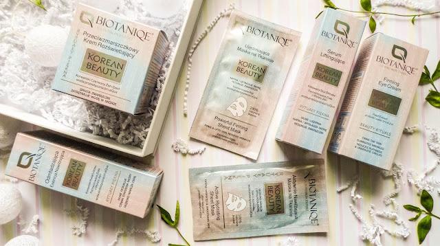 Rytuał piękna w 5 krokach - Korean Beauty - Biotaniqe Dermoskin Expert