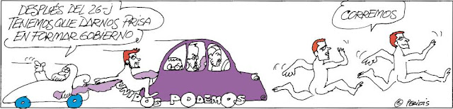 Humor en cápsulas. Para hoy lunes, Día de Canarias, 30 de mayo