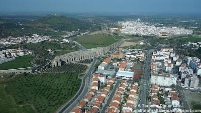Elvas - Aqueduto da Amoreira