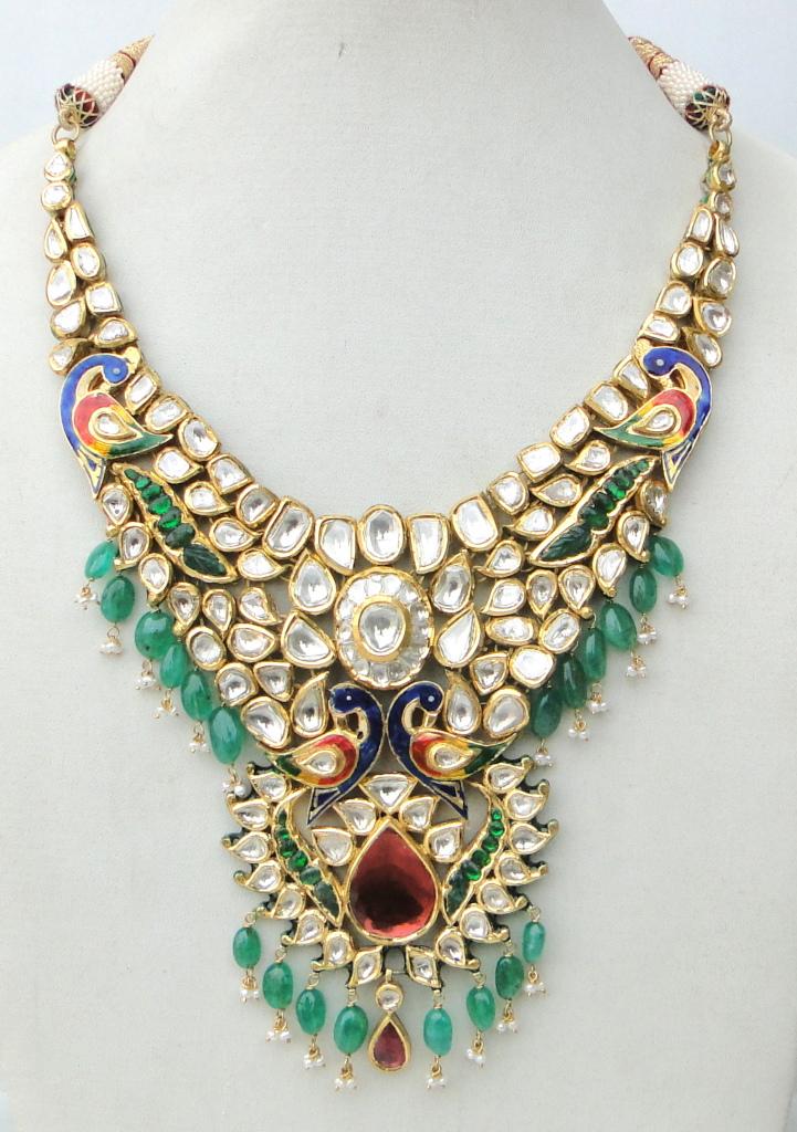 top 9 latest kundan jewellery designs styles at life