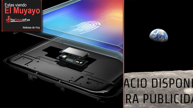 Publicidad en la Luna, OnePlus 6, NVIDIA Geforce GTX, Telegram, Ojo Biónico, Whatsapp | El Muyayo