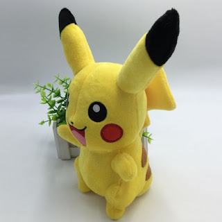 Pokemon GO New 8.6inch Cute Soft Plush Stuffed Toys Doll Cartoon Animal Children Kids Baby Gift Toys Yellow