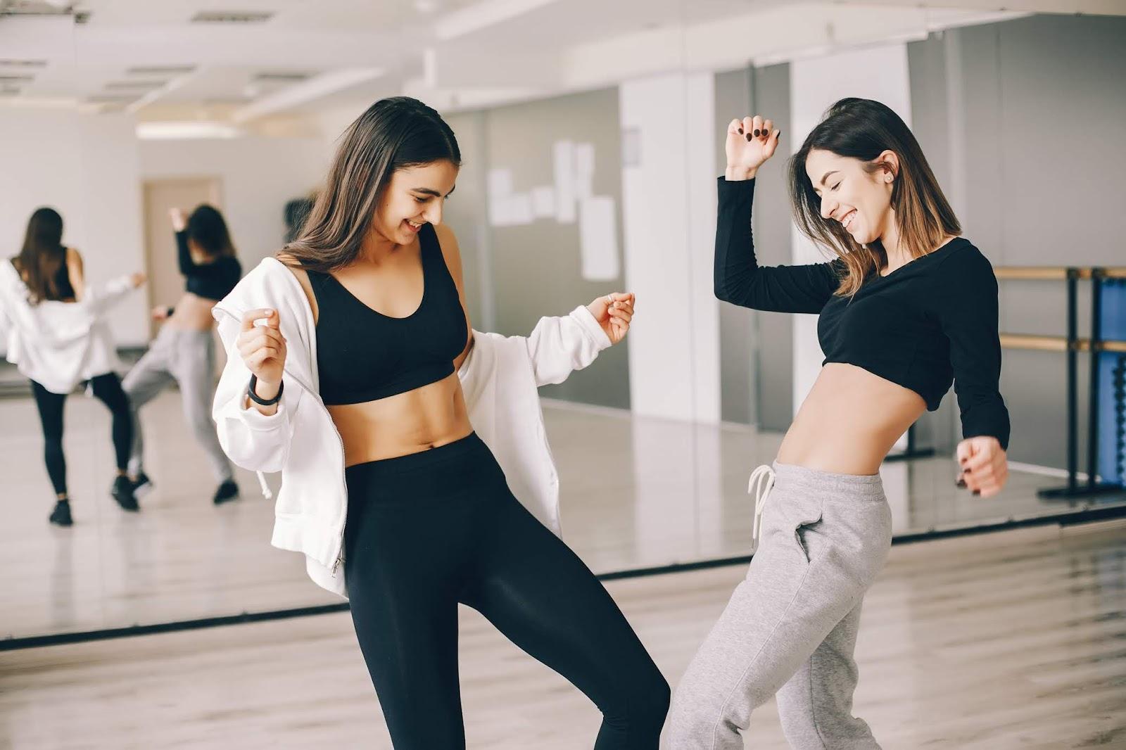 13817 - Benefícios da Zumba Fitness