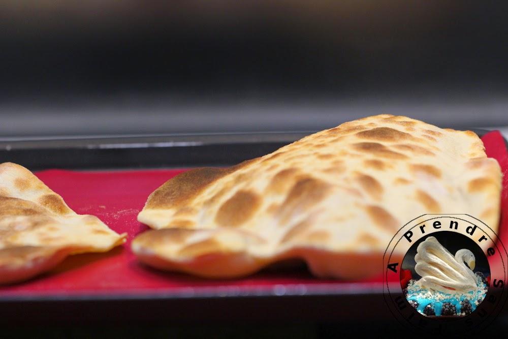 Naans bœuf basilic (pas à pas en photos)