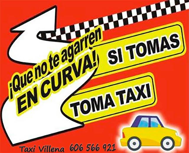 Taxi Villena Taxi