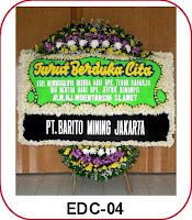 Bunga Duka Cita di Jakarta Barat