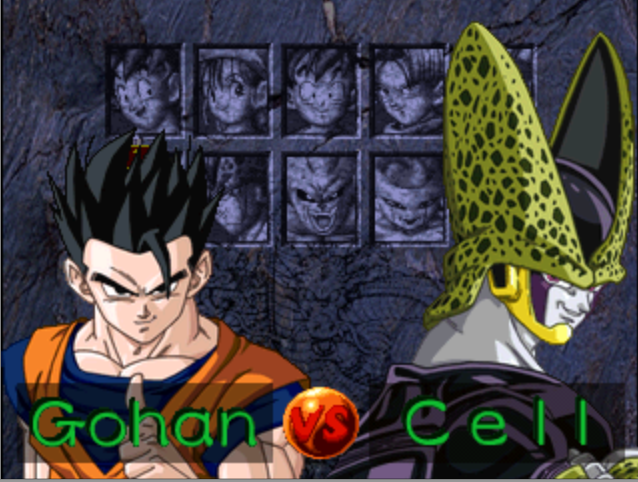 Dragon Ball GT FINAL BOUT GAMEPLAY 2 - ULTRA ROM