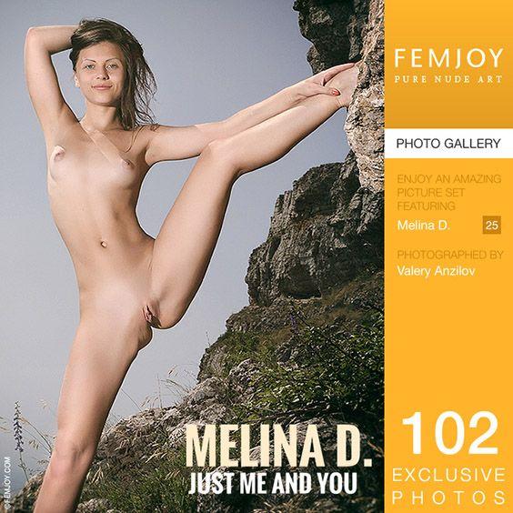 vsWSMI FemJoy - Melina D. - Just Me And You femjoy 08200