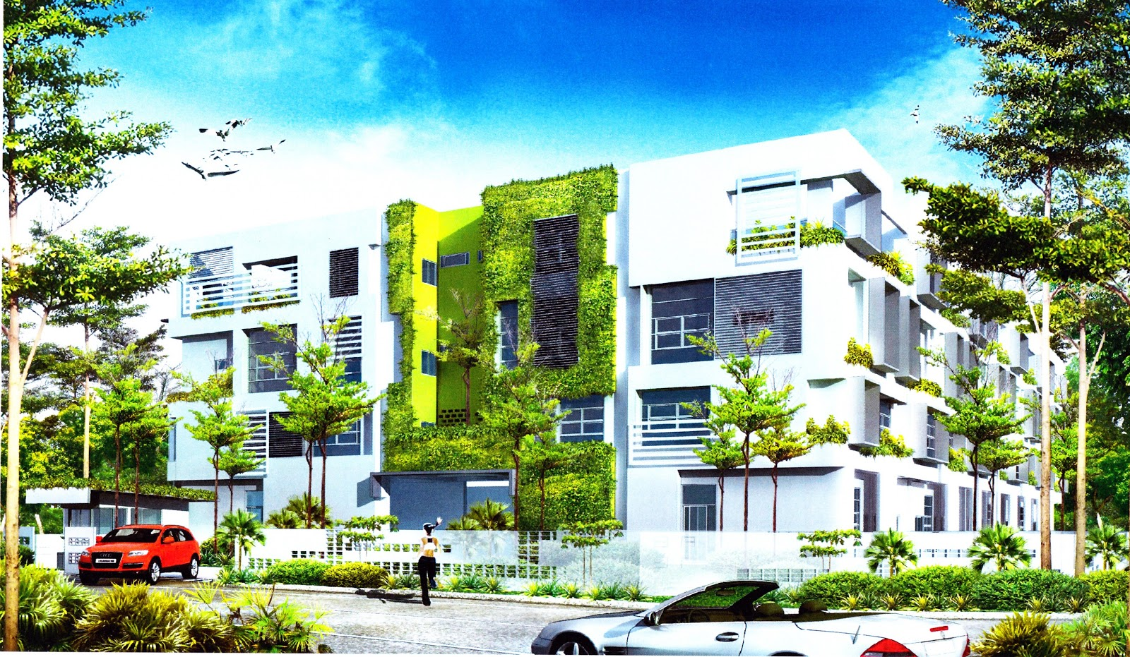 Property Lover Penang Y Cantonments 20 Units Of High End
