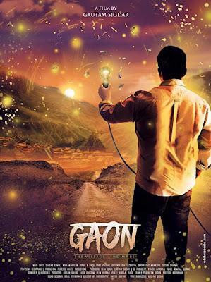 Gaon 2018 480p 300MB Movie Download