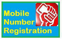 Aadhaar card mobile number registration