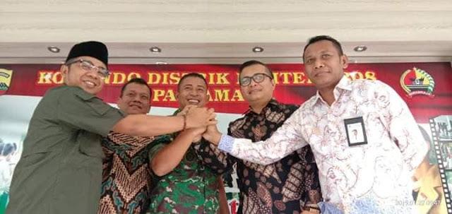 Dandim Pariaman Pastikan Tindak Tegas Anggota yang Tak Jaga Netralitas di Pemilu