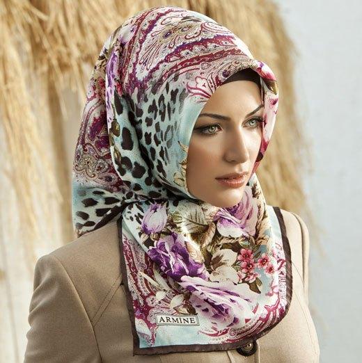 New Beautiful Hijab Styles May 2013 | Hijab Styles, Hijab ...