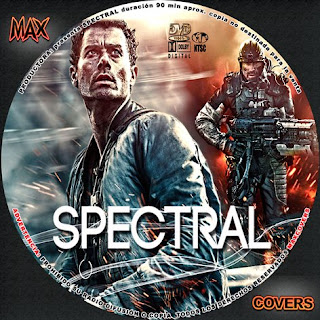 Spectral Galleta Maxcovers