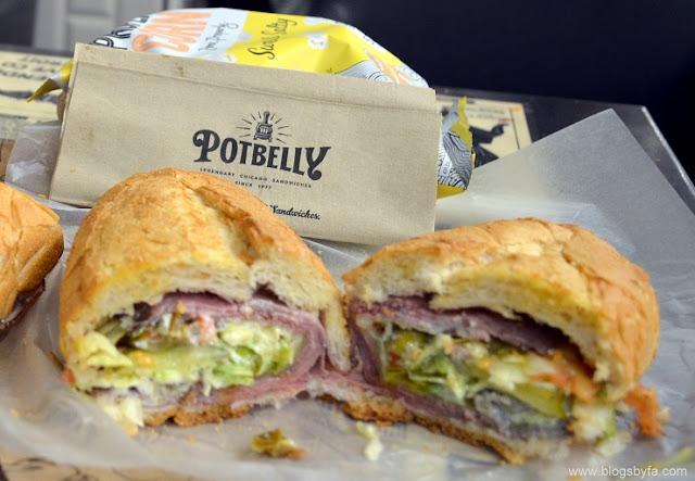 potbelly london uk halal sandwiches milkshakes cookies