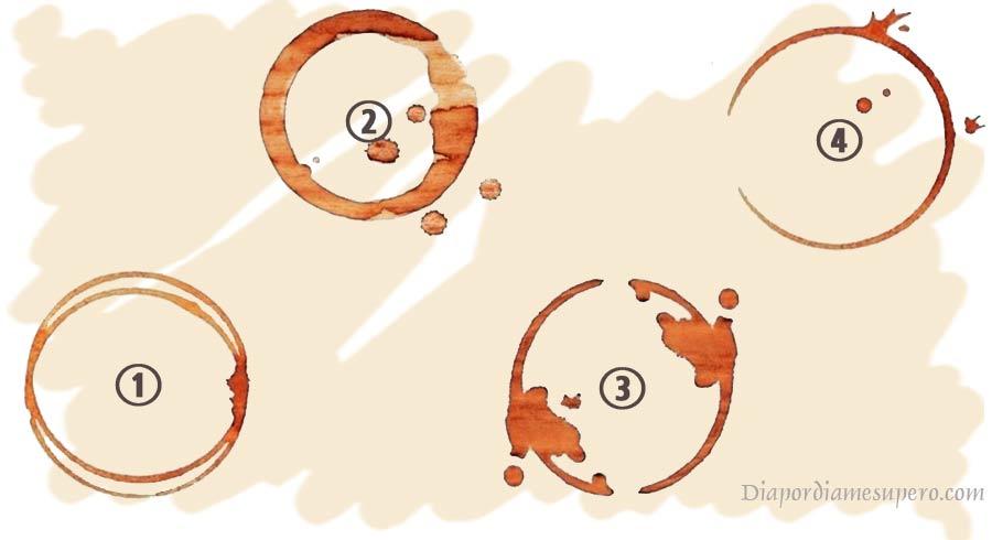 Test: ¿Cuál de estas manchas sientes que representa tu  personalidad?