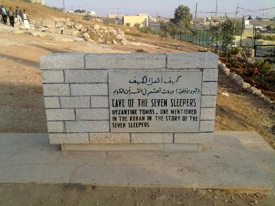 Inilah Gua Ashabul Kahfi, Tempat Dimana Beberapa Pemuda Tertidur Selama 309 Tahun