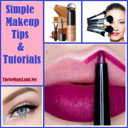 simple makeup tips