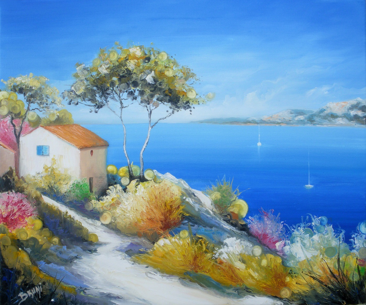 Pintura Bruni Eric