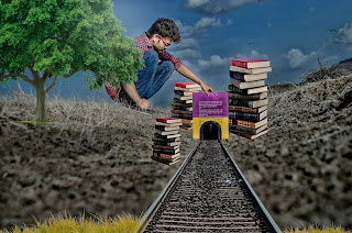 Book Tunnel Picsart swappy pawar editing