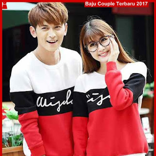 BA47 Baju Couple WR Jpg Model Couple Modern BShop